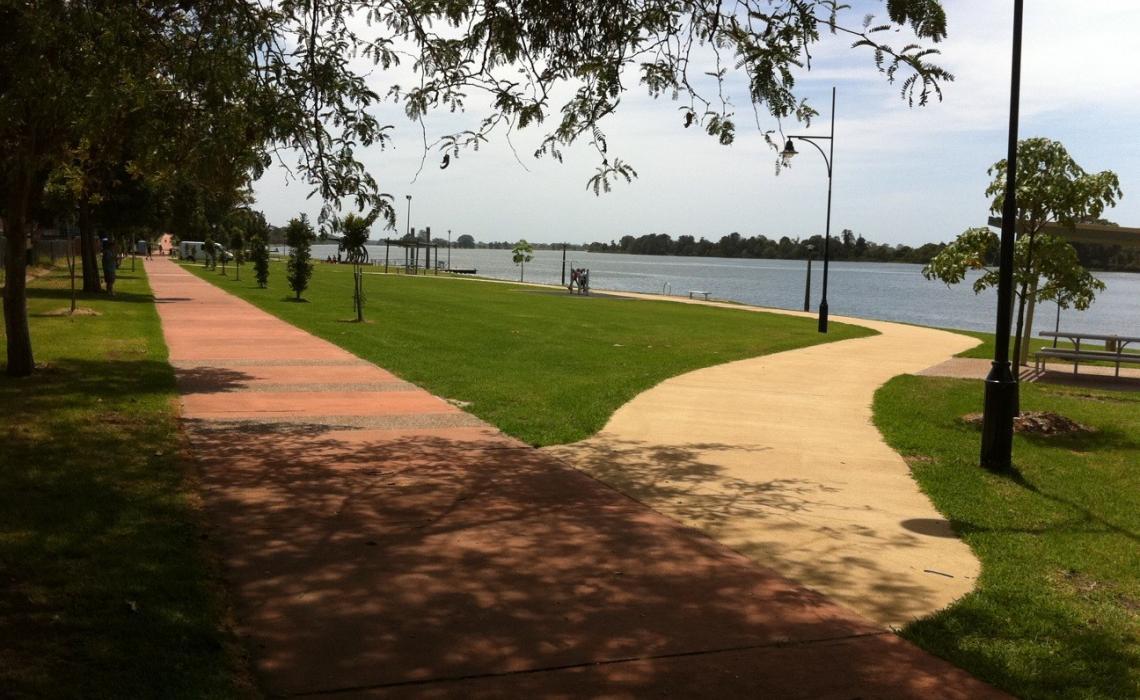 Riverfront Walk-Taree-Image-ManningValleyVisitorInformationCentre