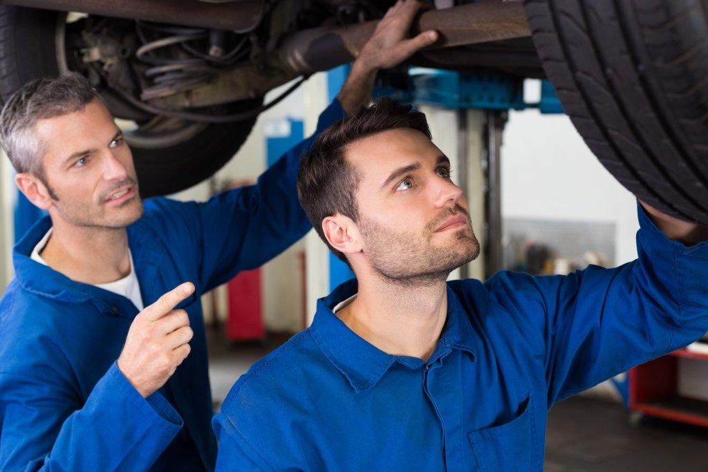 mechanical apprenticeship