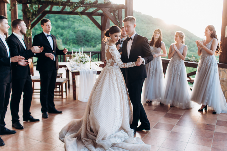 Become a Celebrant and Plan The Perfect Wedding.